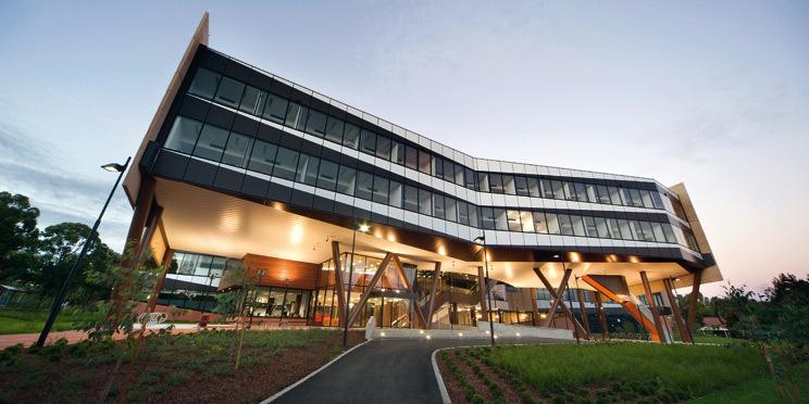 澳洲  西悉尼大学 建筑  (10)