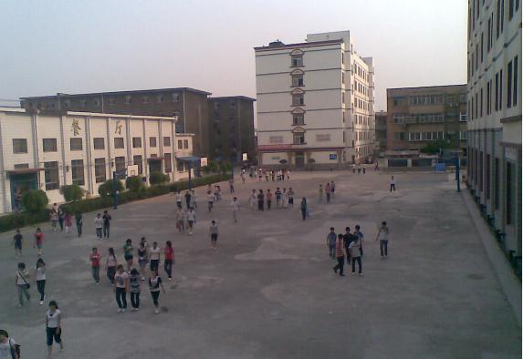 学校风光 (1)