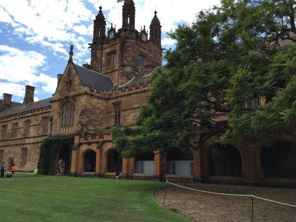澳洲 悉尼大学 图片19