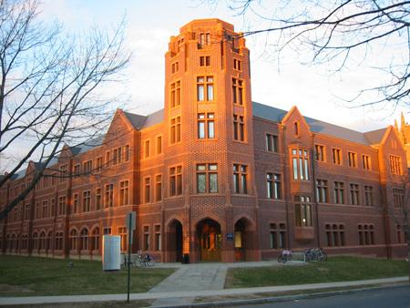 惠灵顿维多利亚大学人文与社会科学学院