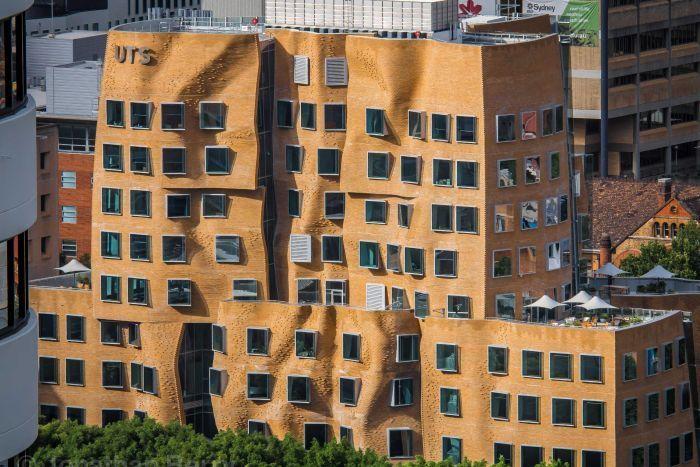 澳洲 悉尼科技大学  建筑 (26)