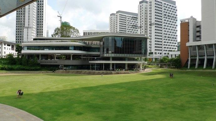 在新加坡国立大学学建筑学习体验分享