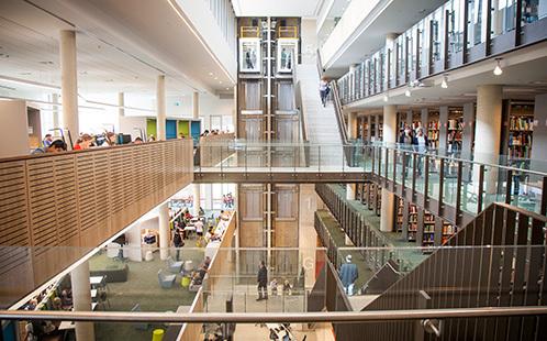 澳洲 西悉尼大学 设施 (3)