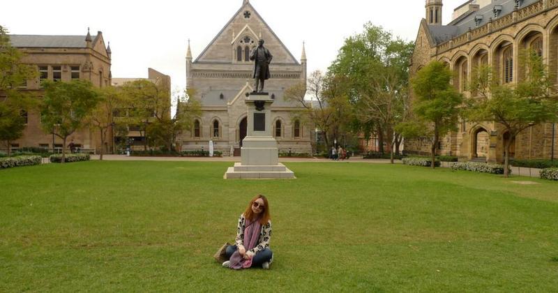澳洲 塔斯马尼亚大学 图片1