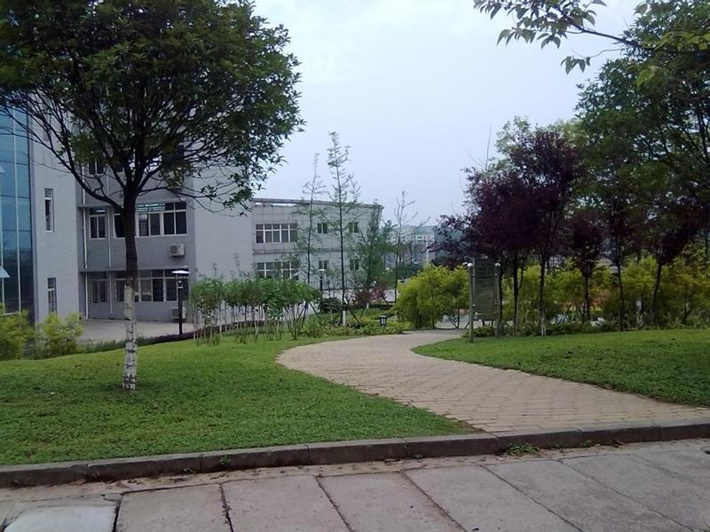 汕头大学医学院校园环境