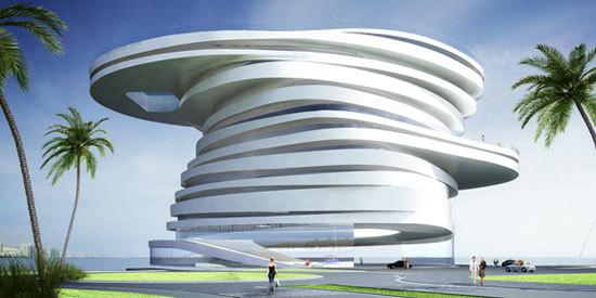 悉尼大学建筑设计专业