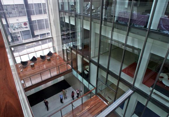 澳洲 悉尼科技大学  建筑 (8)