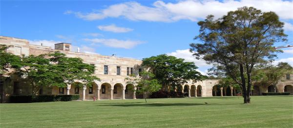 昆士兰大学建筑58