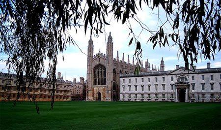 剑桥大学就业优势