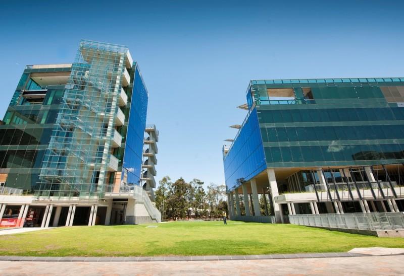 昆士兰科技大学建筑4