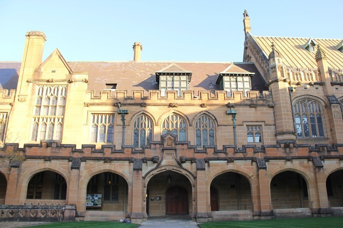 悉尼大学预科在哪个城市?