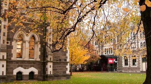 林肯大学商学院农业商学院