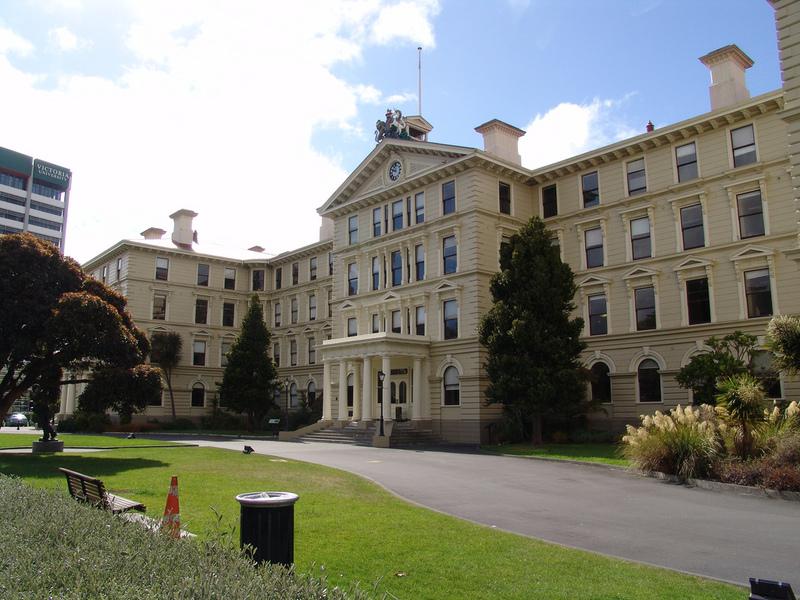 惠灵顿维多利亚大学自然科学学院