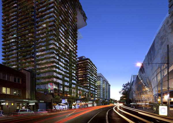 悉尼科技大学建筑设计专业