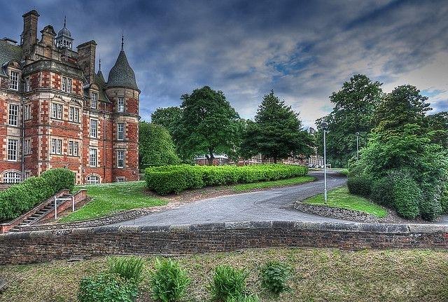 爱丁堡龙比亚大学地理位置以及环境介绍