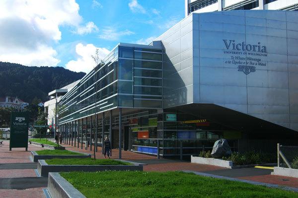 惠灵顿维多利亚大学基本信息