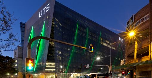 2017年澳洲悉尼科技大学QS世界大学排名中跃升了17位至世界第176位