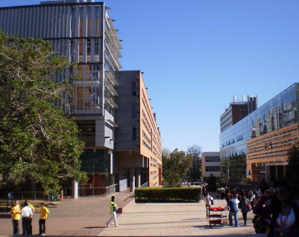 澳洲 新南威尔士大学图片8