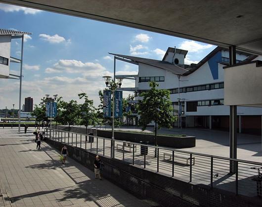 东伦敦大学校园设施