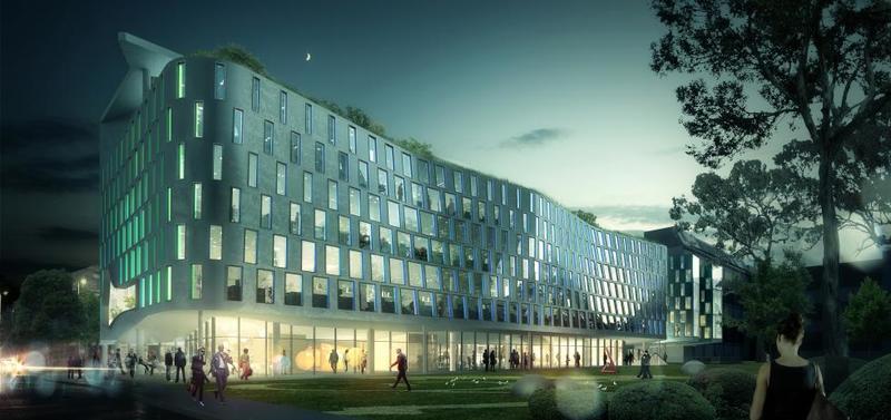 澳洲 悉尼科技大学  建筑 (2)