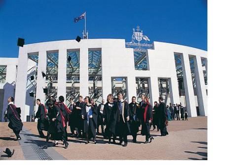 澳洲 堪培拉大学 图片10