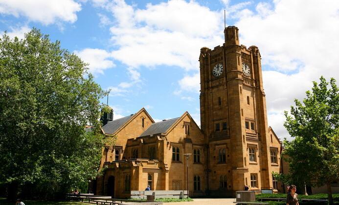 澳洲 墨尔本大学  图片14