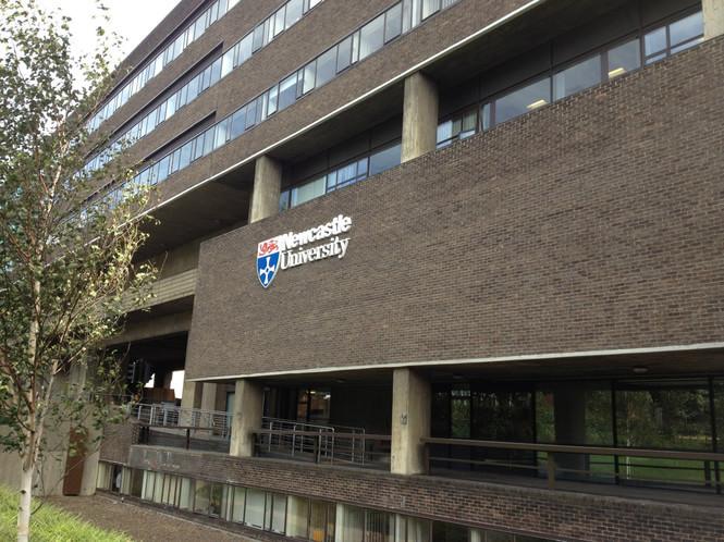 英国纽卡斯尔大学18