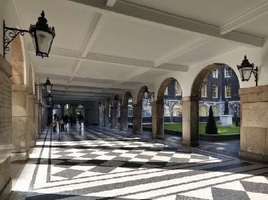 英国伦敦国王学院院系设置