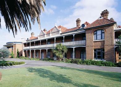 澳洲  西悉尼大学 建筑  (4)