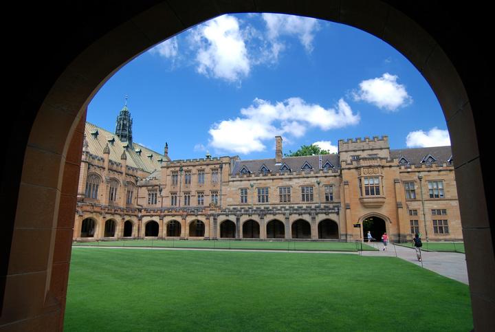 澳洲 悉尼大学 图片3