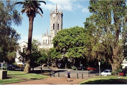 新西兰奥克兰大学工程学院