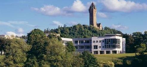 斯特灵大学校园设施