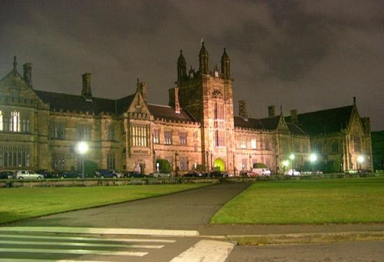 澳洲 悉尼大学 图片31