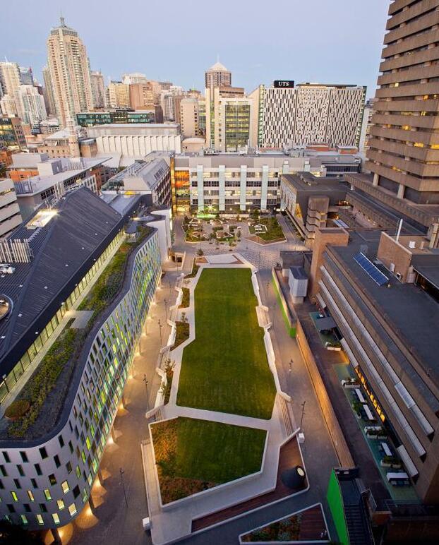 澳洲 悉尼科技大学 建筑