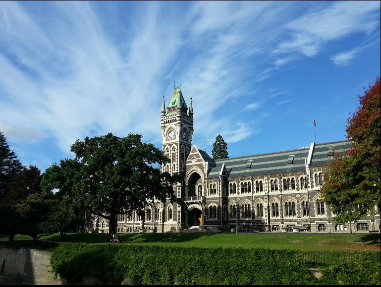 新西兰奥塔哥大学自然科学学院