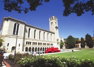 澳洲 西澳大学  图片