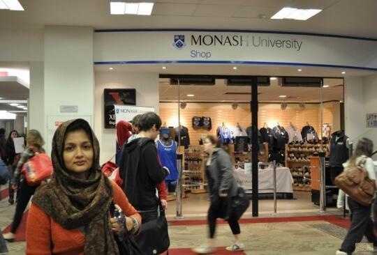 莫纳什大学 1