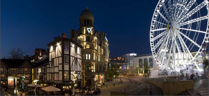 曼彻斯特城市大学研究生专业设置