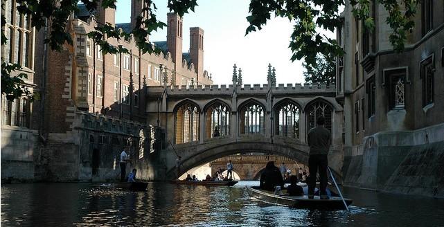 剑桥大学世界排名学术地位