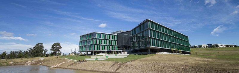 澳洲  西悉尼大学 建筑  (5)