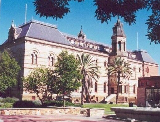 澳洲 堪培拉大学 图片3