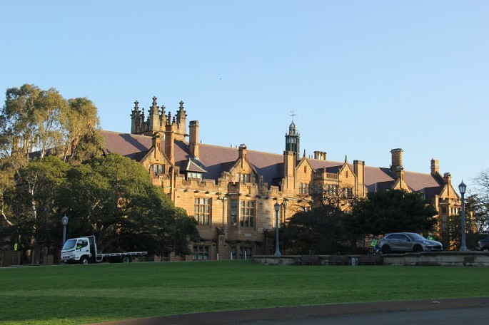 澳洲 悉尼大学 图片12