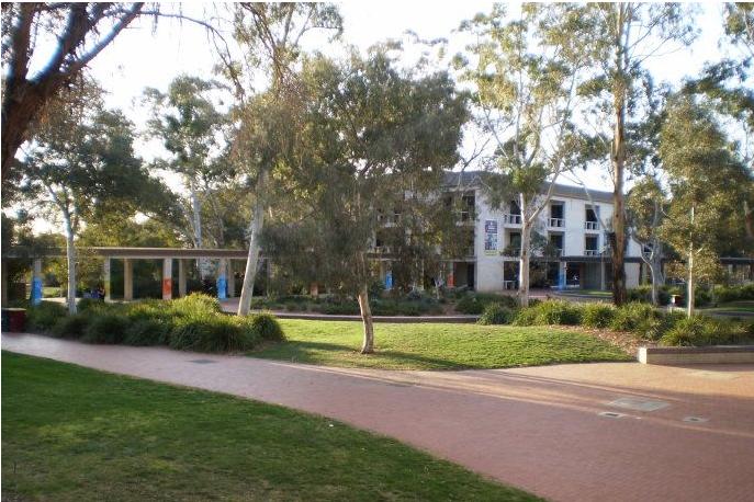 澳洲 堪培拉大学 图片9