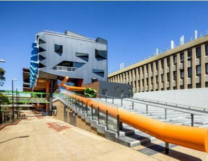 澳洲 拉筹伯大学 建筑7