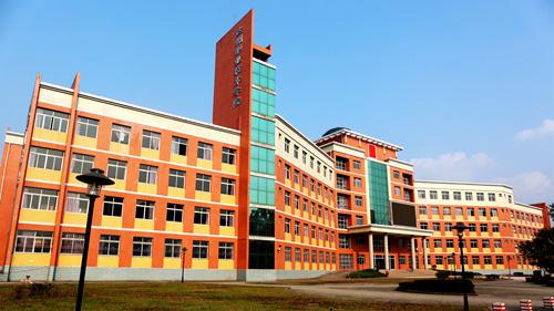 达州职业技术学院校园风光