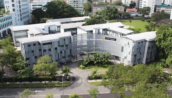 澳洲 科廷科技大学 建筑3