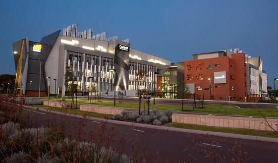 澳洲 科廷科技大学 建筑1