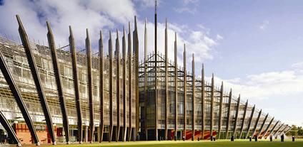 艾迪斯科文大学建筑设施