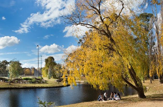 澳洲 澳洲国立大学 图片36