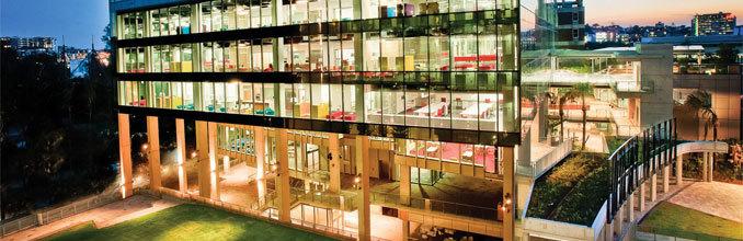 昆士兰科技大学建筑1